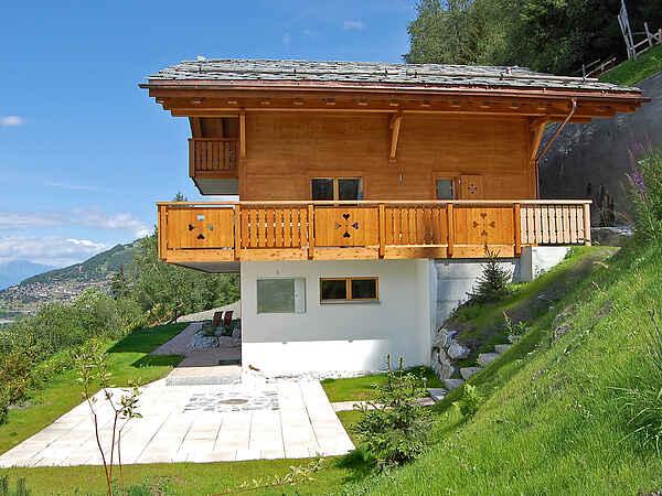 Villa i Siviez
