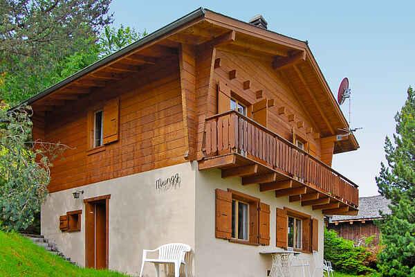 Villa in Siviez