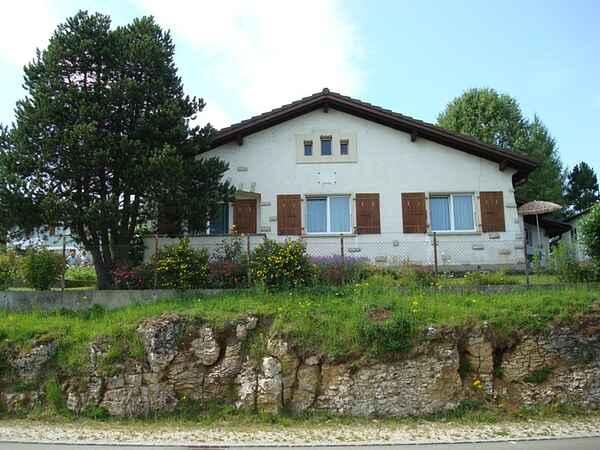 Apartment in Montfaucon