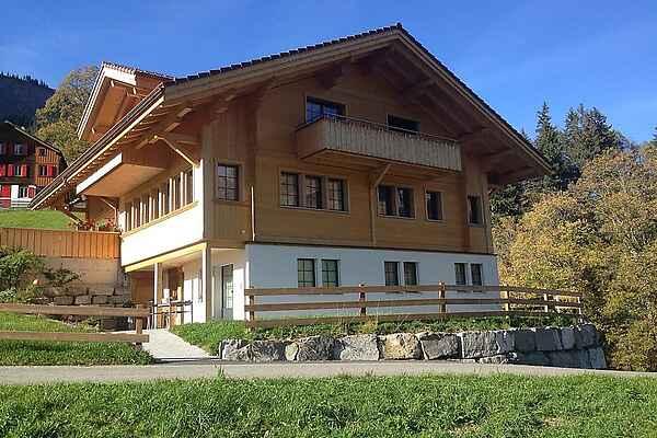 Appartement à Adelboden