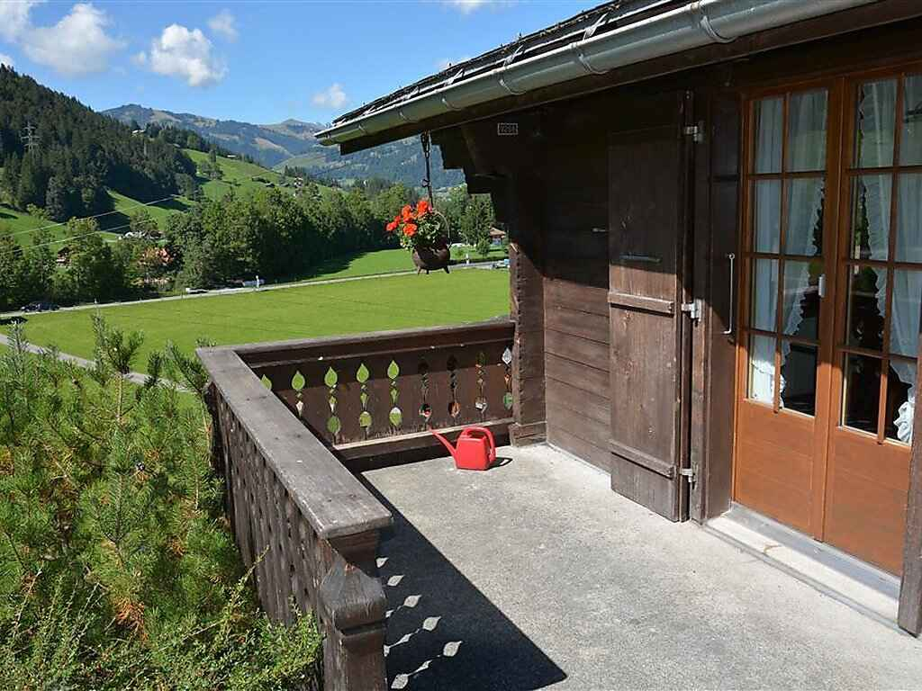 Apartment in Gstaad