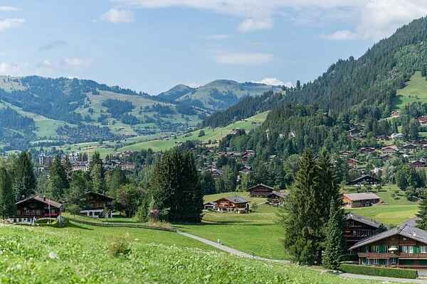 Appartement in Gstaad