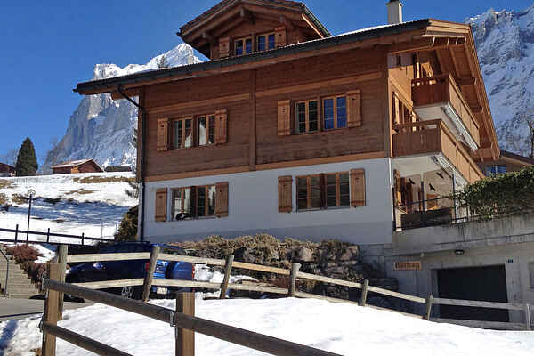 Appartement in Grindelwald