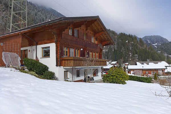 Appartement in Oberhasli