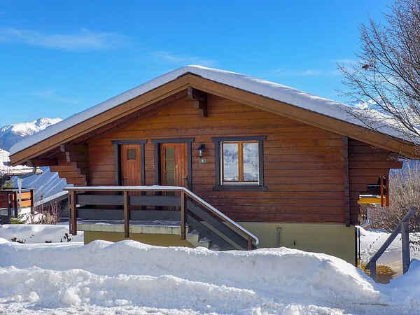 Villa i Crans-Montana