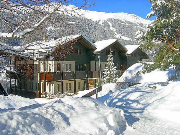 Apartment in Steinhaus VS