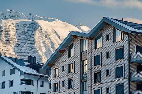 Apartamento en Andermatt