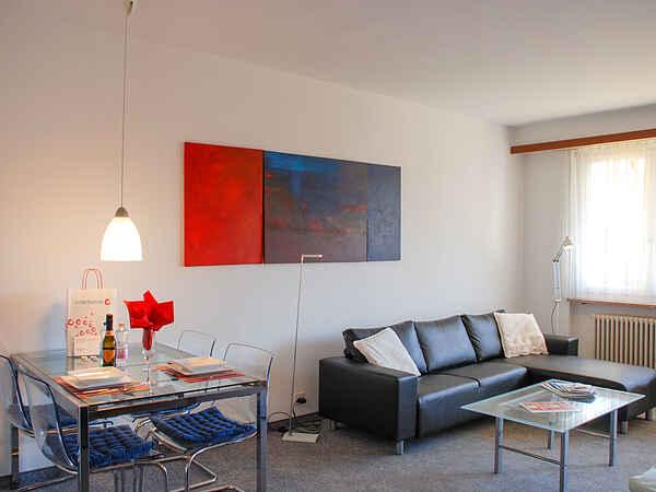 Apartment in Solduno