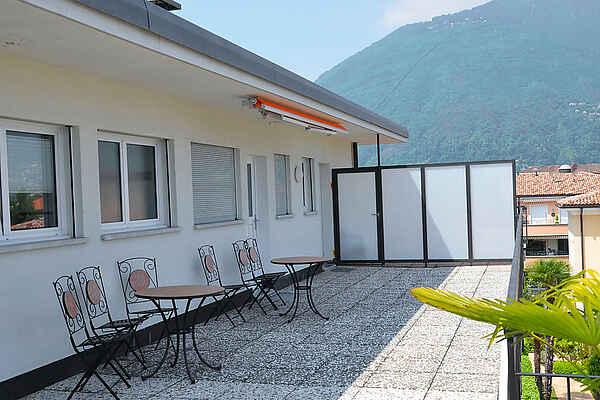 Leilighet i Ascona