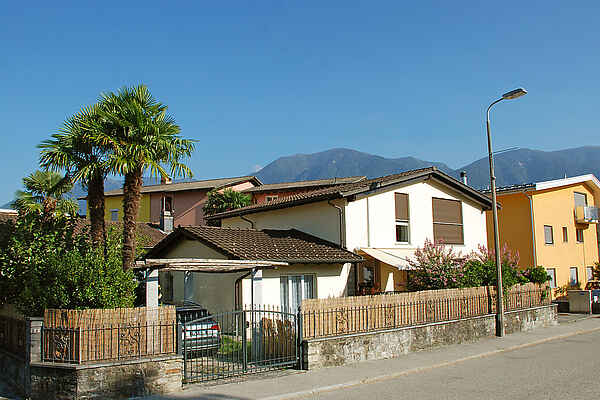 Town house in Ascona