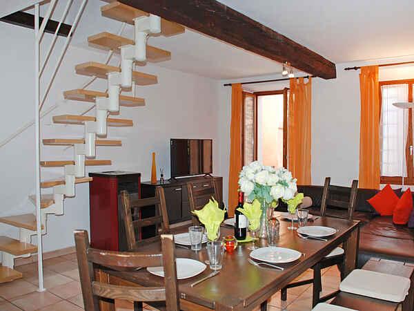 Town house in Brissago