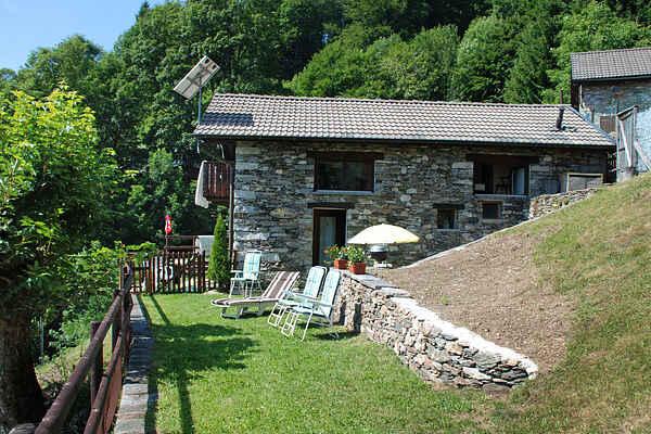 Villa à Ronco sopra Ascona