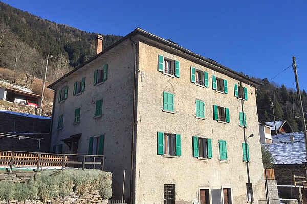Appartamento in Anzonico