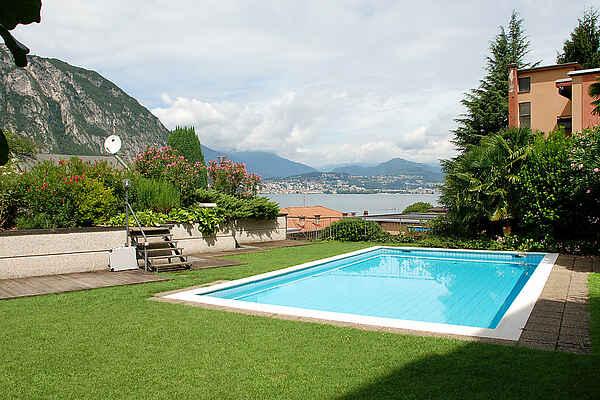 Apartamento en Campione d'Italia