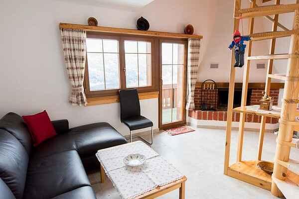 Apartment in Breil|Brigels