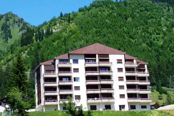 Apartment in Tujetsch
