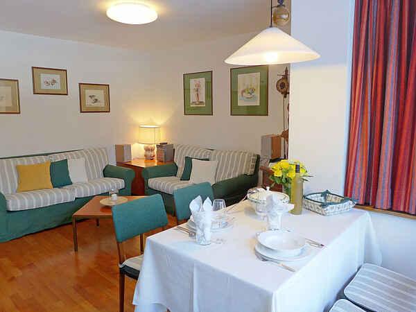 Apartment in Saint Moritz