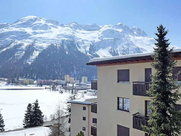 Ferielejlighed i St Moritz