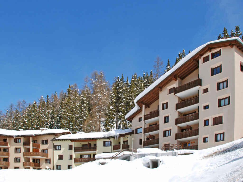 Apartment in Silvaplana