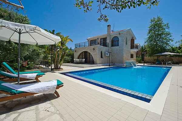Villa i Pafos