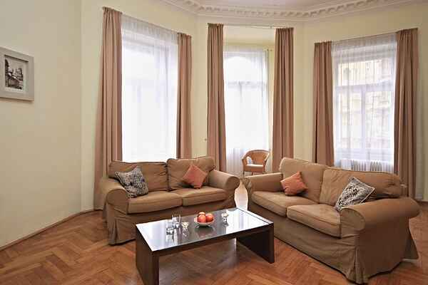 Appartement in New Town