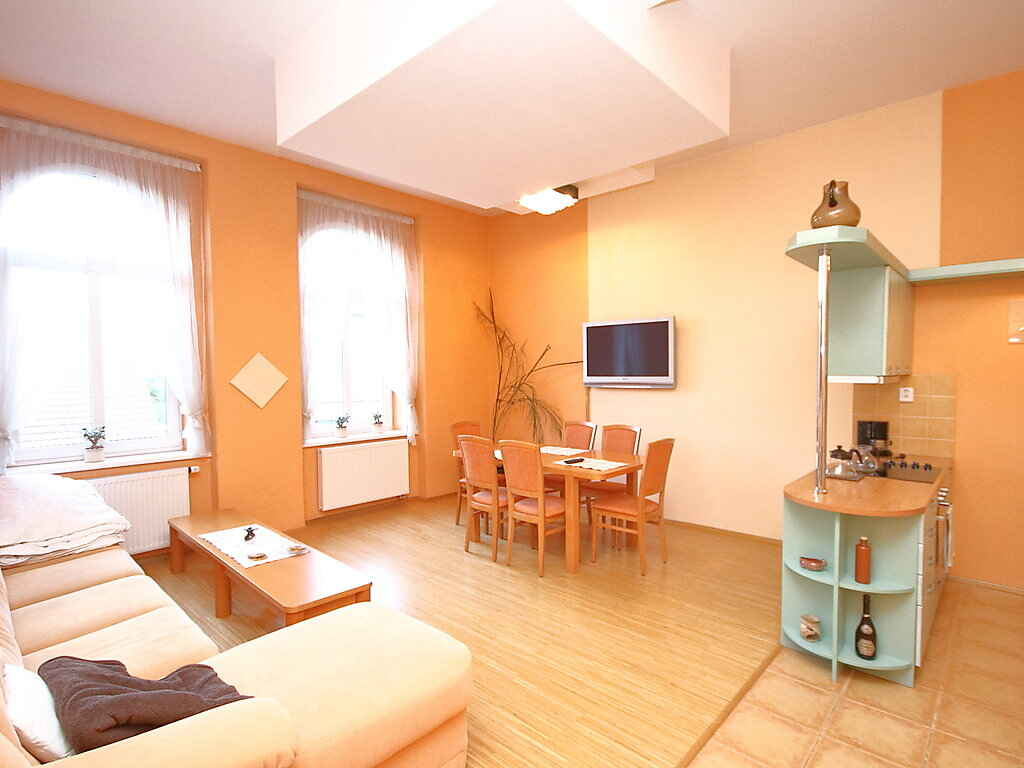 Apartment in Zbraslav