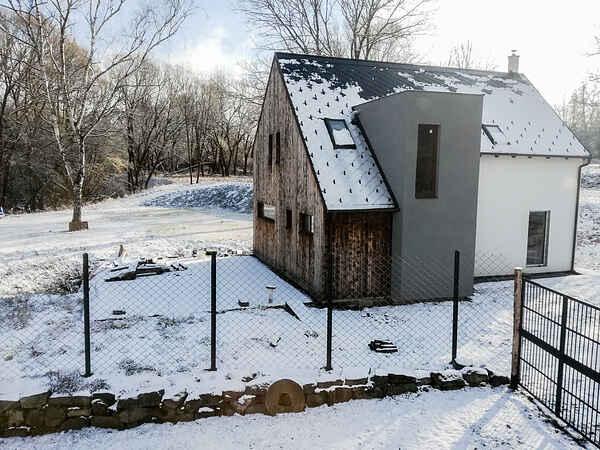 Villa i Lešany