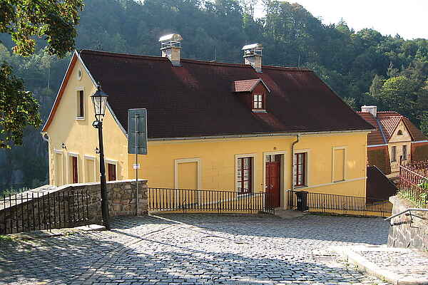 Villa in Loket