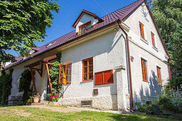 Villa in Staré Sedlo