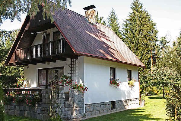 Villa i Dolní Stropnice