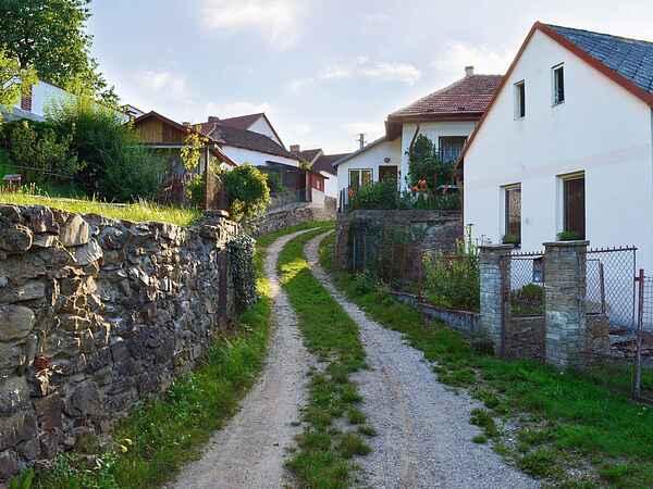 Villa i Stráž nad Nežárkou