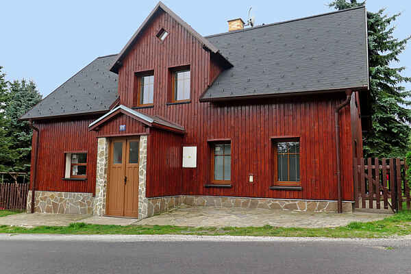 Villa in Kovářská