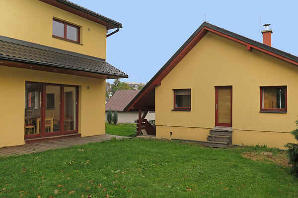 Villa in Zásada