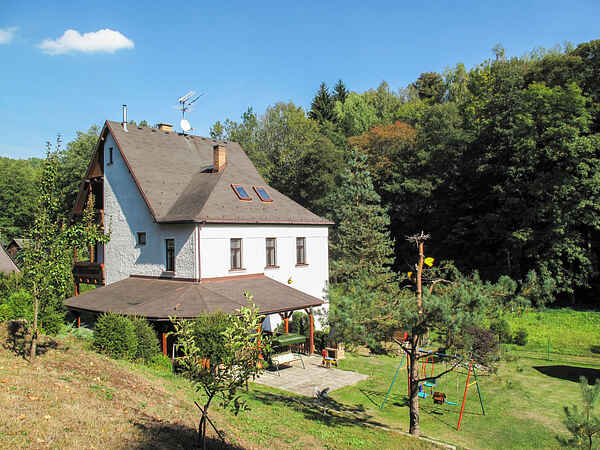 Villa i Zlatá Olešnice