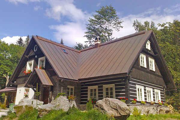 Villa in Černý Důl