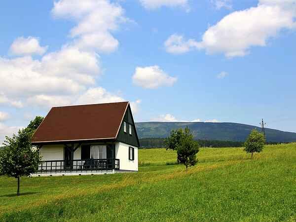 Villa i Čistá v Krkonoších