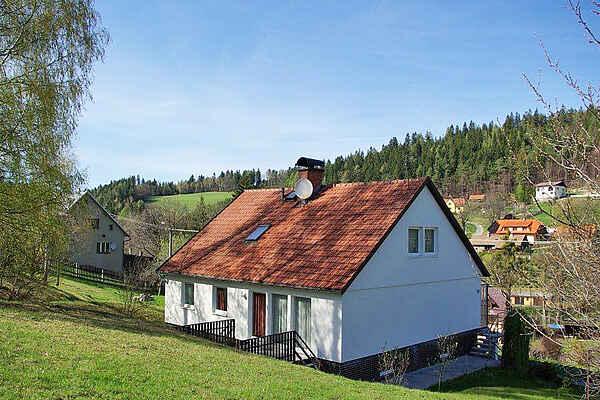 Villa in Valašská Bystřice