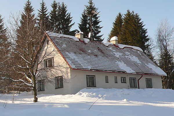 Town house in Horní Bečva