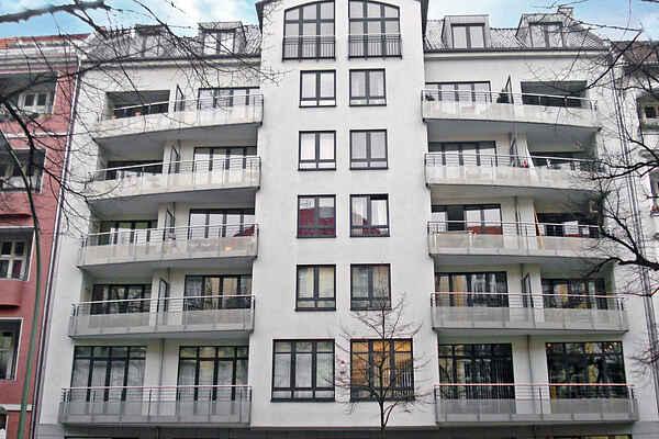 Ferienwohnung in Charlottenburg-Wilmersdorf