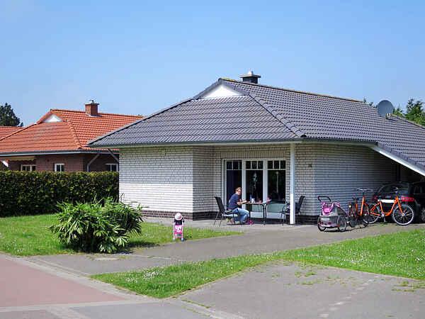 Villa in Burhave
