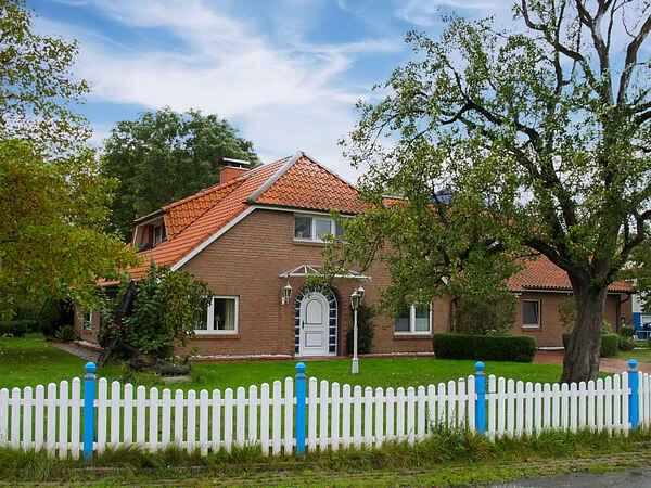 Villa en Fedderwardersiel