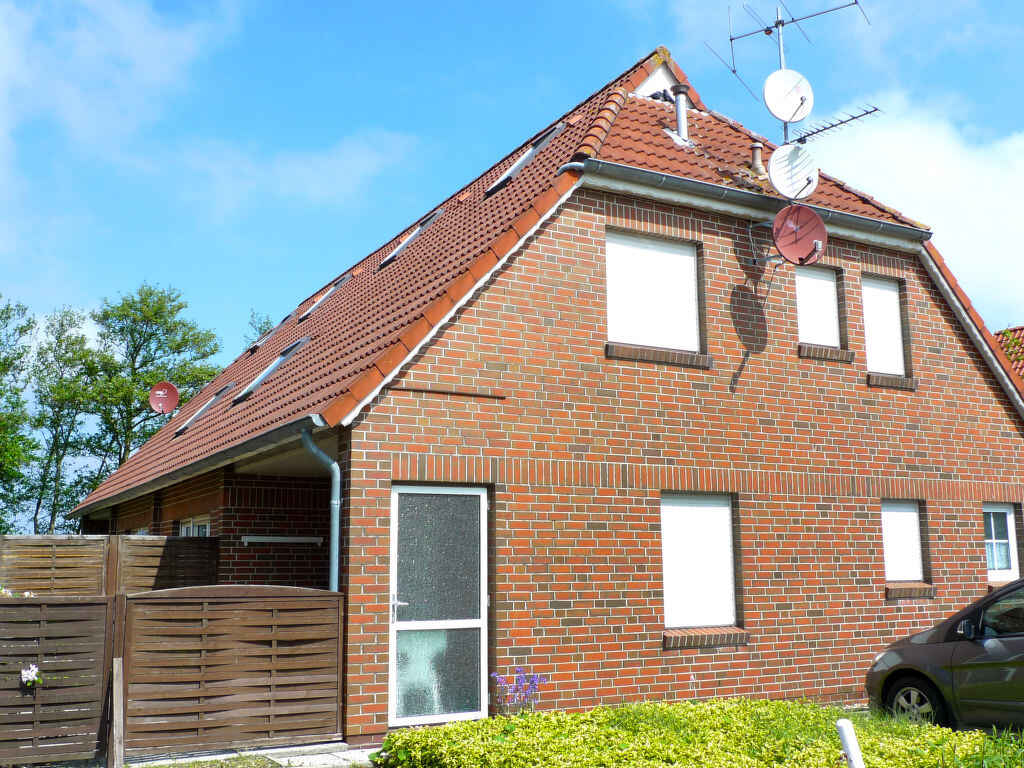 Town house in Norddeich