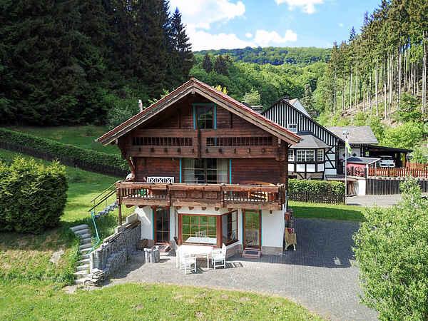 Villa i Bontkirchen