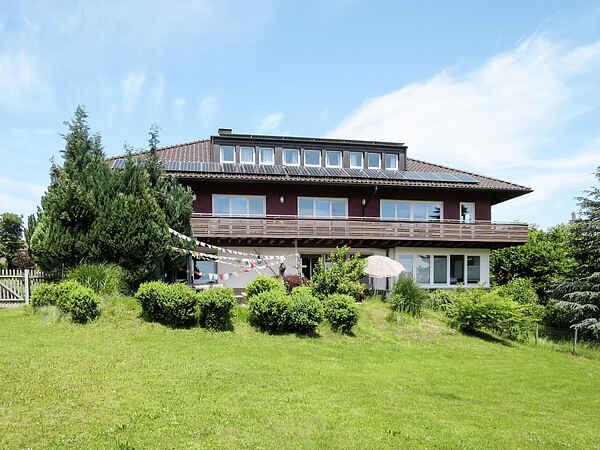 Ferienwohnung in Wittlensweiler