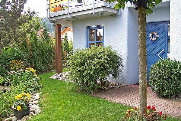 Lägenhet i Unterkirnach