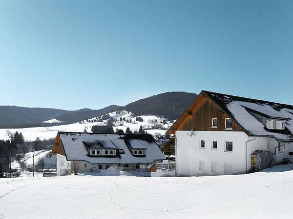 Ferienwohnung in Dorf