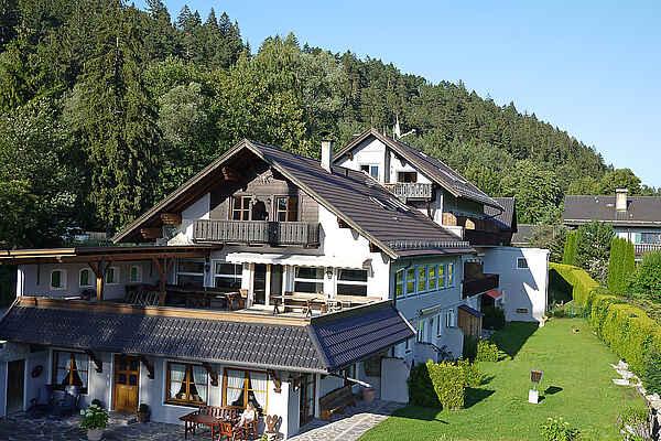Appartement in Grainau
