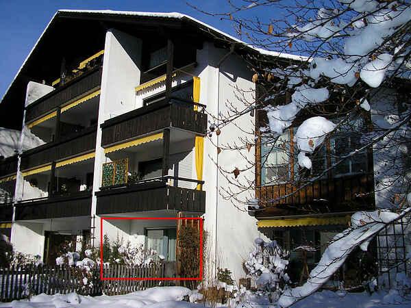 Ferielejlighed i Garmisch-Partenkirchen