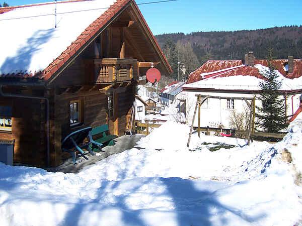 Villa i Regenhütte