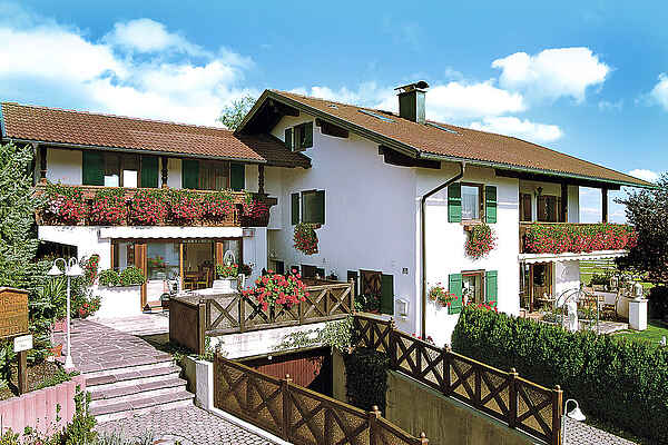 Stadthaus in Lechbruck am See